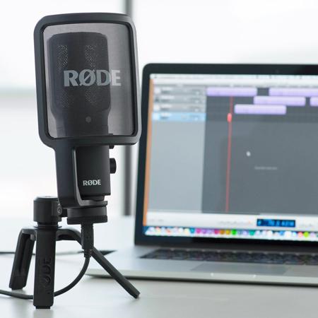Микрофоны для записи голоса - d9